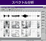 スペクトル分析